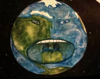 Screaming Earth