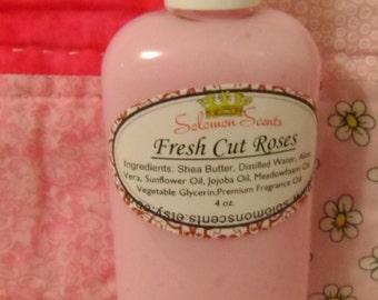 Fresh Cut Roses Shea Butter Lotion