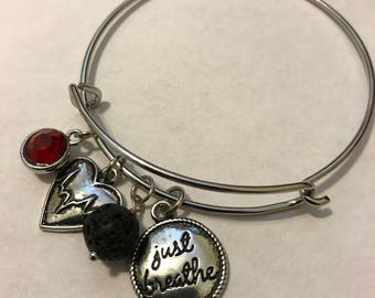 "Pretty Diffuser Charm Bracelets:  Chloe Collection - ""Nurse"""