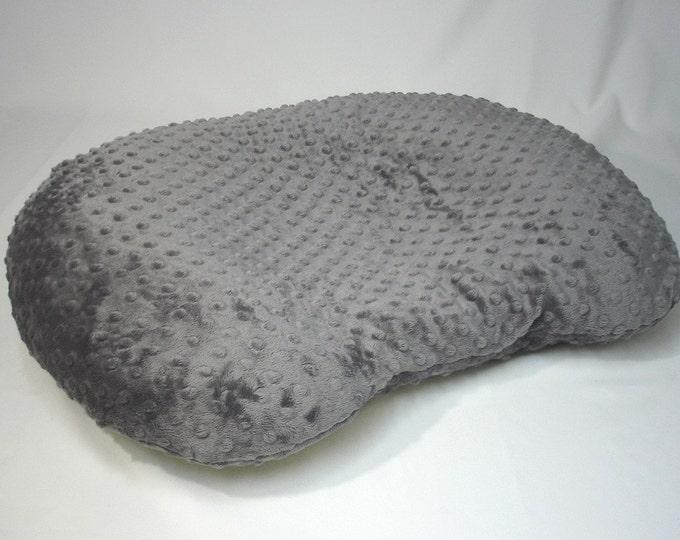 Minky Bobby Lounger Newborn Pillow Cover