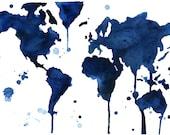It's A Blue Blue World Commission