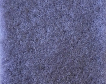 1 Meter Prefelt Web Lavender Grey