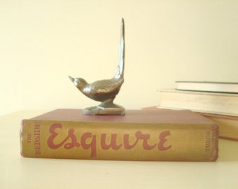 The Bedside Esquire, vintage book for men, Esquire Magazine short story collection, Hemingway, Steinbeck, Dos Passos, F. Scott Fitzgerald