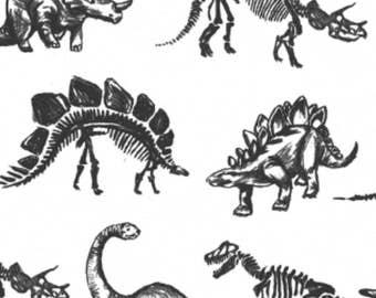 Dear Stella - Stellasaurus Collection - Jurassic in White