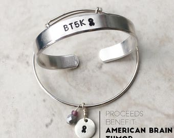Silver Cuff   Silver Bangle   Proceeds Benefit the BT5K Columbus