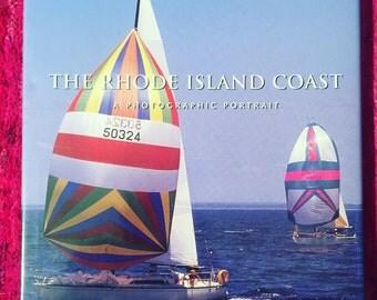 SALE Rhode Island Coffee Table Book