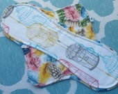 "Ready to Ship 10"" Cotton Pantyliner, 100% Cotton"