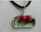 Shipping fees for fused glass pendant