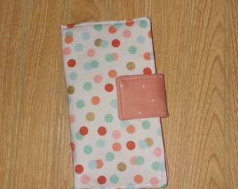 Credit Card Holder, Women's Card Wallet, Loyalty Card Holder, Fabric Credit Card Wallet, Credit Card Organizer, Ready to Ship