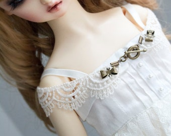 lace decoration for Super Dollfie SD Volks Luts Soom Fairyland Latidoll Limhwa Supiadoll DIM Feeple