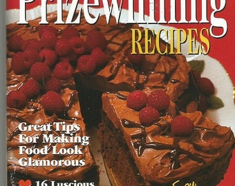 "Better Homes and Gardens ""Prizewinning Recipes"" Cookbook"