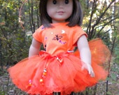 Special order Halloween outfit for 18inch doll