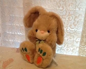 Sweet Bunny Lop Ear Chosun Plush Bun Easter Rabbit