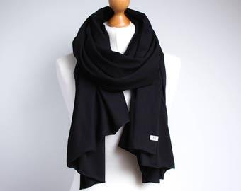Cotton SHAWL, large wrap, fashion scarf, fashion accessories, ecofriendly scarf handmade, cotton wrap, cotton shawl, cotton spring shawl