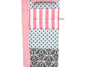 Meow Toddler Nap Mat Thickest Nap Mat Janiebee Quilted Nap Mat Personalized Daycare Napmat