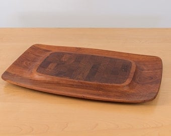 Jens Quistgaard Teak Serving Tray