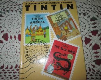 Tin Tin 3 Complete Adventures