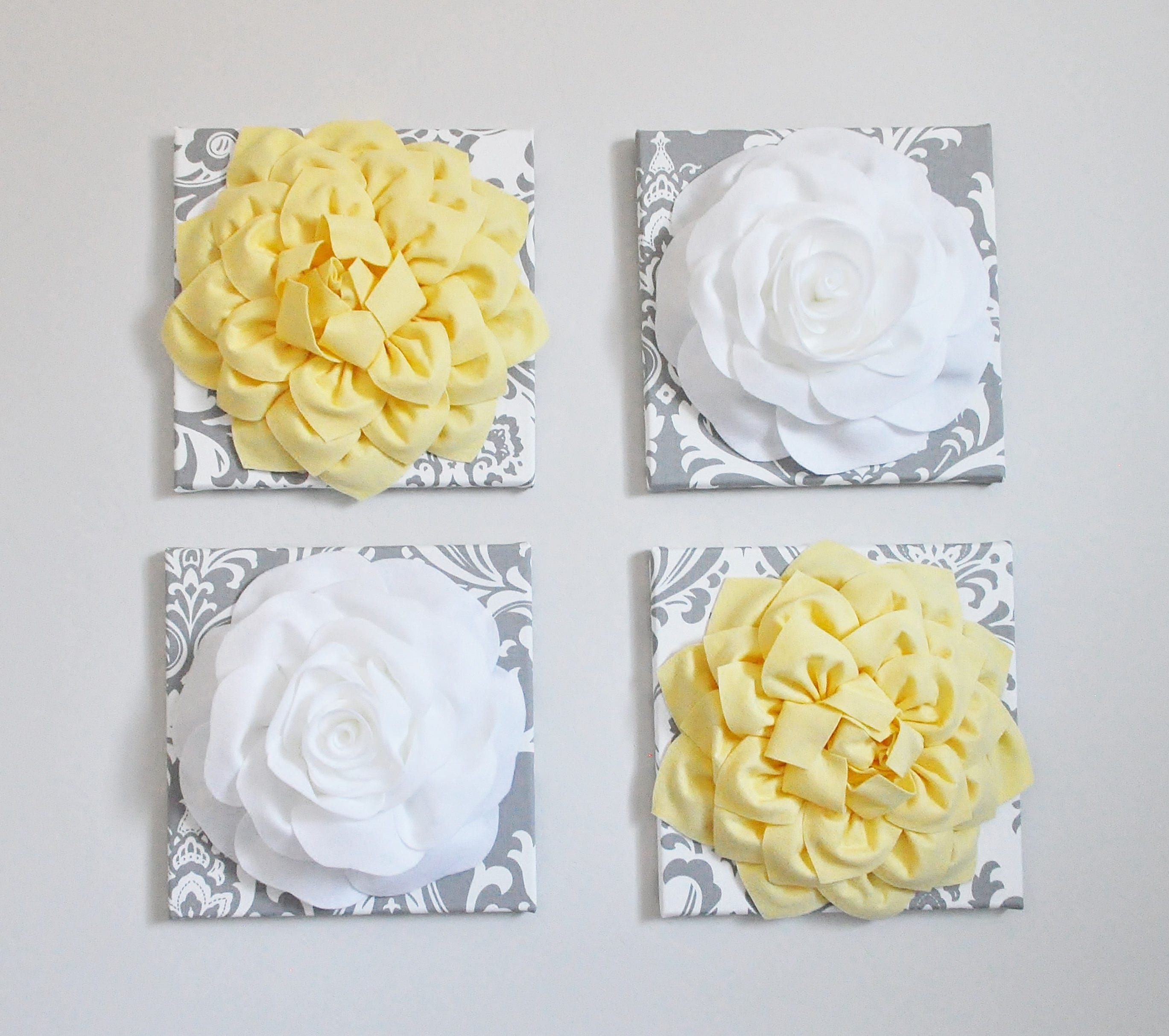 Magnificent Wall Flower Decor Model - The Wall Art Decorations ...