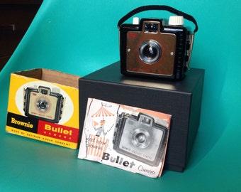 Kodak Brownie Bullet Camera No. 26 Eastman Kodak Company 1950s