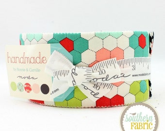 Handmade - Jelly Roll (55140JR) - by Bonnie & Camille for Moda