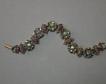 Vintage Sugar Stone Bracelet