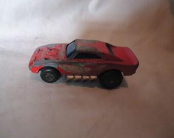 Vintage 1972 Matchbox No 26 Big Banger Race Car Toy, collectable