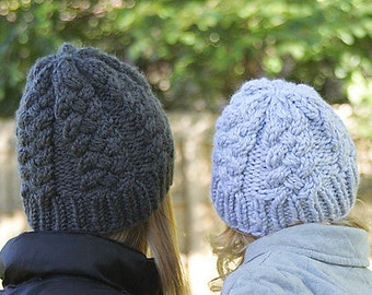 First Frost Hat PDF Pattern
