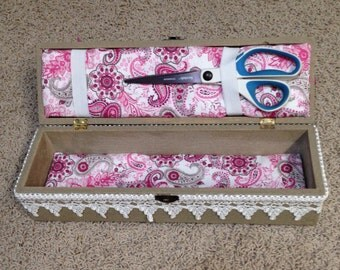 Sewing Box/keepsake Box