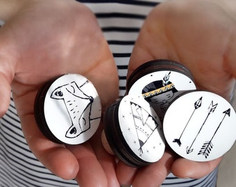 Kids Drawer Knobs - Kids Drawer Pulls - Kids Knobs - Kids Pulls - Kids Room Dresser - Childrens Drawer Knobs - Childrens Pulls - Set Of 4