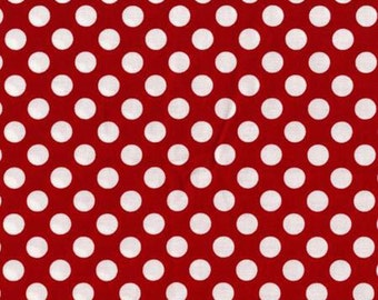 Michael Miller Minnie Ta Dot fabric - 1 yard