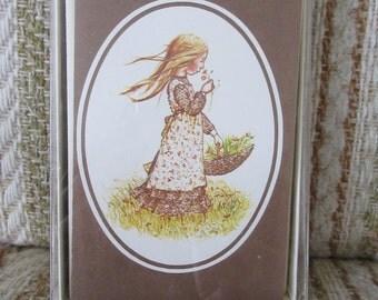 A Box of Ten Carlton Holly Hobby Greeting Cards