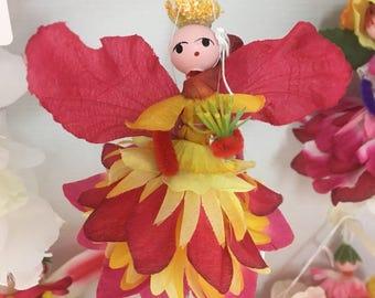 Flower Fairy , fairies, bridesmaid
