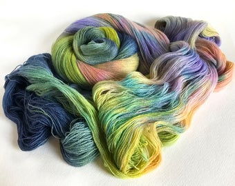 Bring Flowers.  Isadora Lace . Pure Extrafine Alpaca