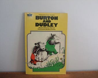 Burton and Dudley by Marjorie Weinman Sharmat