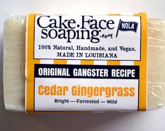 Cedar & Gingergrass