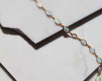 Opals All Around Choker