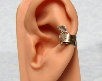 Dachshund Ear Cuff
