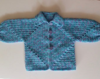 Hexagon Sweater, One Of A Kind