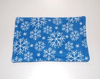 Rice Heating Pad / Ice Pack, 5 X 8 Snowflake