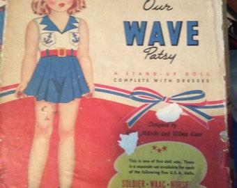 1940's Paper Dolls