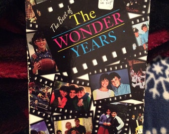 Wonder years VHS tape the best of 71 minutes no flaws 1997