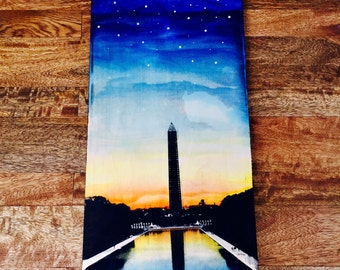 The Big Washington Monument