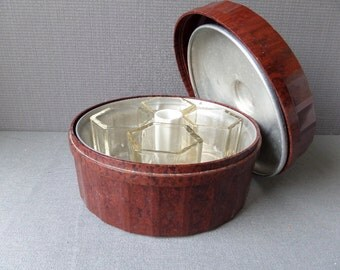 French Vintage Bakelite Yogurt Maker 1930s.New old stock.