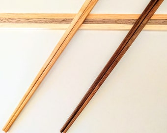 Japanese and Chinese Style Chopsticks