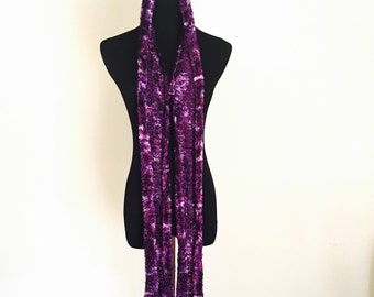 Unisex Infinity Scarf/Shall, Knit Accessory, winterFashion, Hand Made in the U S A, Item No. BDE011