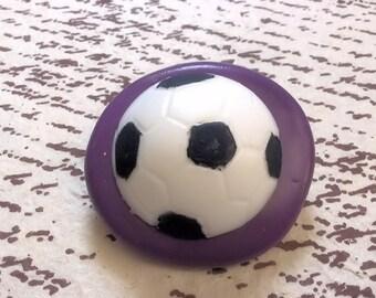 Soccer Ball  flexible silicone mold