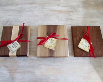 Handmade Wood Trivet