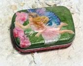 RESERVED FOR STEPHANIE Custom Altered Altoid Mini Tin, Tooth Fairy Box