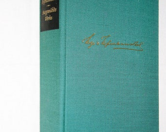 German Language Book, Ausgewahlte Werke, Hugo Von Hofmannsthal
