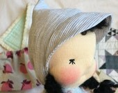 Beverly-remaining payment CUSTOM WALDORF DOLL